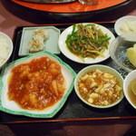 天龍 - 特選中華定食