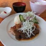 洋食もち月 - 料理写真: