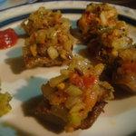 ガラムマサラ - 砂肝マサラ