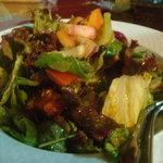 ガラムマサラ - 自家製ラー油サラダ