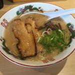 三九ラーメン - 料理写真:とんこつチャーシュー=590円