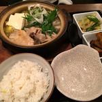 てまひま - 鍋のランチ680円