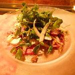 4714246 - 和牛いちぼ肉のサラダ