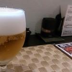 47140055 - 生ビール 480円