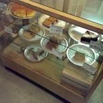 プティカナリ - 料理写真:店内ショーケース