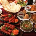 アジアンキッチンクマル - 料理写真:パーティーコース