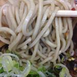 六文そば - そばは茹で置き麺