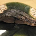 鮨処 北の華 - しめ鯖のたたき