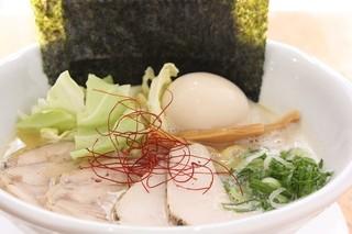 Ramen光鶏 - 鶏白湯ラーメン