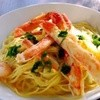 パスタ!!パスタ!!  - 料理写真:蟹のシーフードクリームパスタ