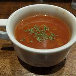 たいめいけん - スープ