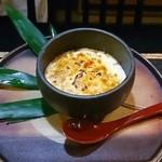 関内安孫子 - 豆乳を使ったクリームブリュレ