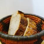 kiki harajuku - 自家製ライ麦パン