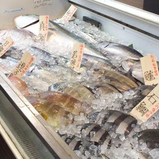 活きの良い天然北陸鮮魚を是非!