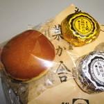 札幌菓子處 菓か舎 - どら焼きと札幌時計台