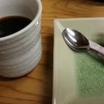 赤坂いなげ家 - 食後のコーヒー 2016.2