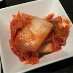 お肉の専門店スギモトプロデュース 焼肉 燦家 - 白菜キムチ