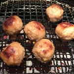 お肉の専門店スギモトプロデュース 焼肉 燦家 - 名古屋コーチン入りつくね