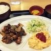 福寿亭 - 料理写真:2016.1 日替り定食650円