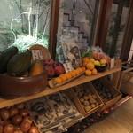 やさい家めい - 新鮮な野菜が盛りだくさん