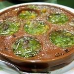 サイゼリヤ - エスカルゴのオーブン焼き¥399