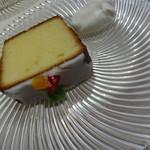 又三郎 - レモンケーキ