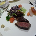 又三郎 - 熟成肉ヒレステーキ