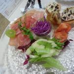又三郎 - 前菜
