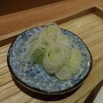 湘南 海まる - 薬味