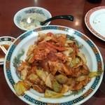 四川園 - 回鍋肉飯