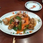 四川園 - 酢豚