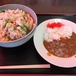 うどんの駅 - 富士吉田うどんはかけに限る