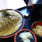 つきみが丘町民センター - 料理写真:博士そば(\720税込み)