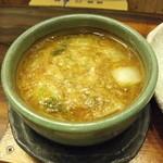 つけ麺紫匠乃  - つけ汁