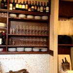 アンティカ オステリア カルネヤ - お店の内観