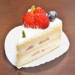 ドルチェ フェリーチェ - '16.02ショートケーキ