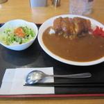 友多加亭 - 料理写真:チキンチーズカツカレー 1200円