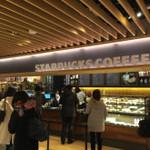 スターバックスコーヒー - 店舗レジ付近