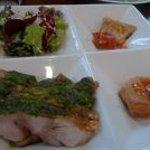 cafe & wine dance - 鶏肉の香草焼き