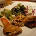47160101 - ブラジルの家庭料理も食べ放題。サラダはシェラスコに必須!!