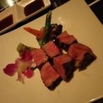 ポコ ア ポコ - 和牛サイコロステーキ