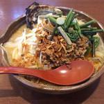 麺場 田所商店 - 信州味噌野菜 大盛り