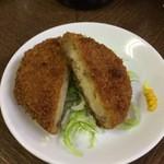 のざわ - 料理写真:チャーシューコロッケ 180円