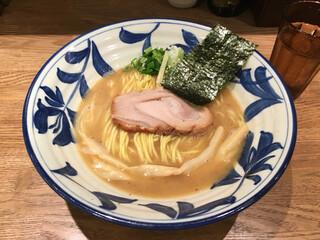 麺屋ぬかじ - 「らーめん」780円