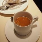 ル・ヴァン ドゥ - ランチのコーヒー