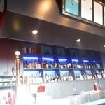 Karakusa Diner - 店内のカウンター方面