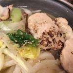 すき家 - 160204 鶏つくね鍋