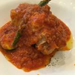 ビストロヴィヴァン - 豚バラと野菜のトマト煮込み