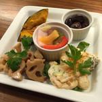 ビトレス プリュス - 前菜5種