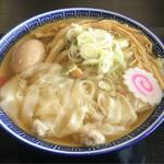 47173577 - ワンタン麺 ¥760
